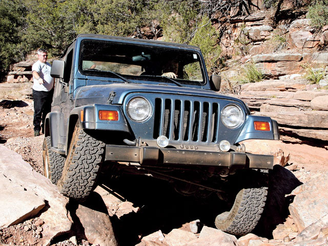 Payson Arizona Off Road - Pyeatt Draw