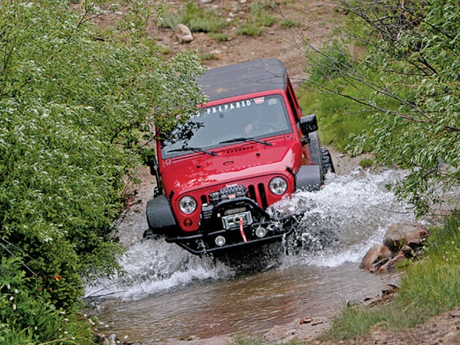 Jeep JK Body Armor and Bumper Buyer's Guide