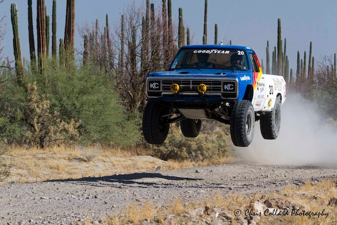NORRA Finalizes Tire Size Rules For 2015 General Tire Mexican 1000