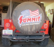 010 comfort and convenience summit racing tire cover