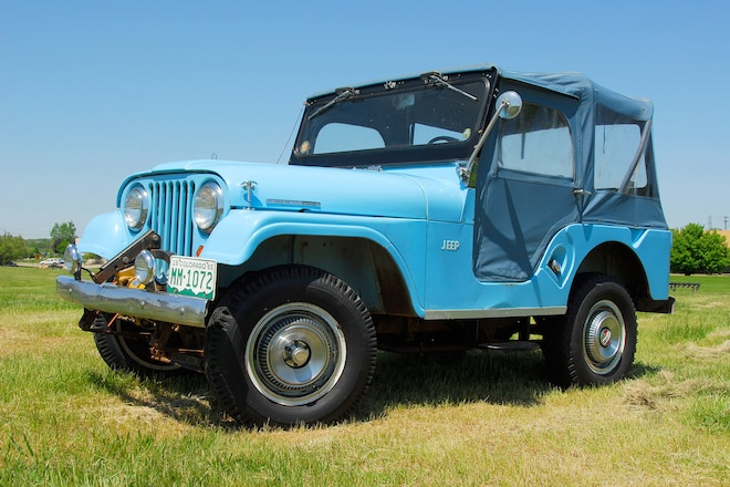 75 Years of Jeep Part 4 - Kaiser Years: Jeep Owns The Market