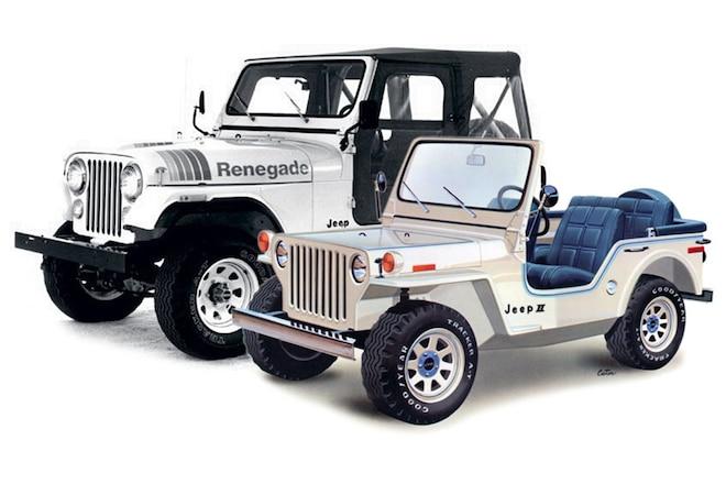 Flashback Friday: AMC Concept Vehicles We're Glad Never Happened