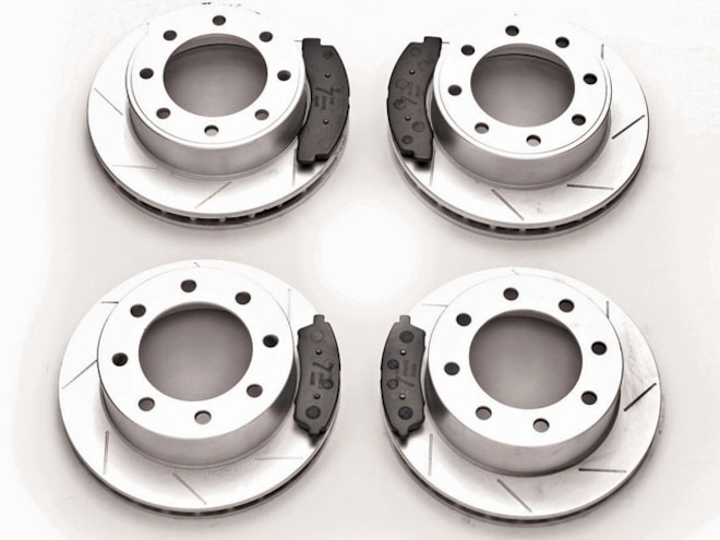 Off Road Brakes Buyer's Guide