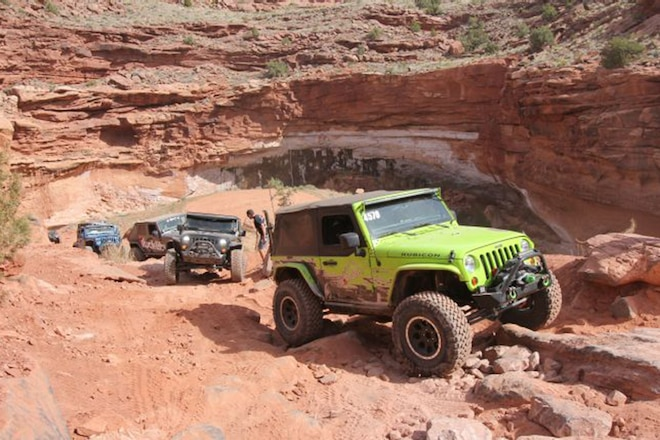 Catch All The Moab Experience Action Here! #EJS2016