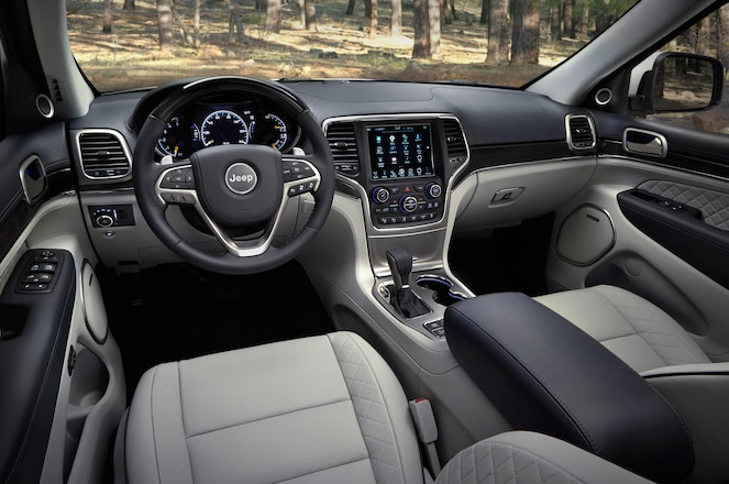 Jeep Grand Cherokee Production Stalled Due to…Steering Wheel Shortage?
