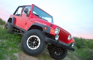 2006 jeep wrangler with lift