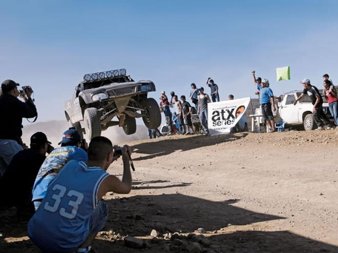 2006 SCORE Baja 1000 - Whirlwind! 36 Sleepless Hours In Baja
