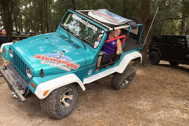 Register Now For The Inaugural Steinjäger Jeep Blitz