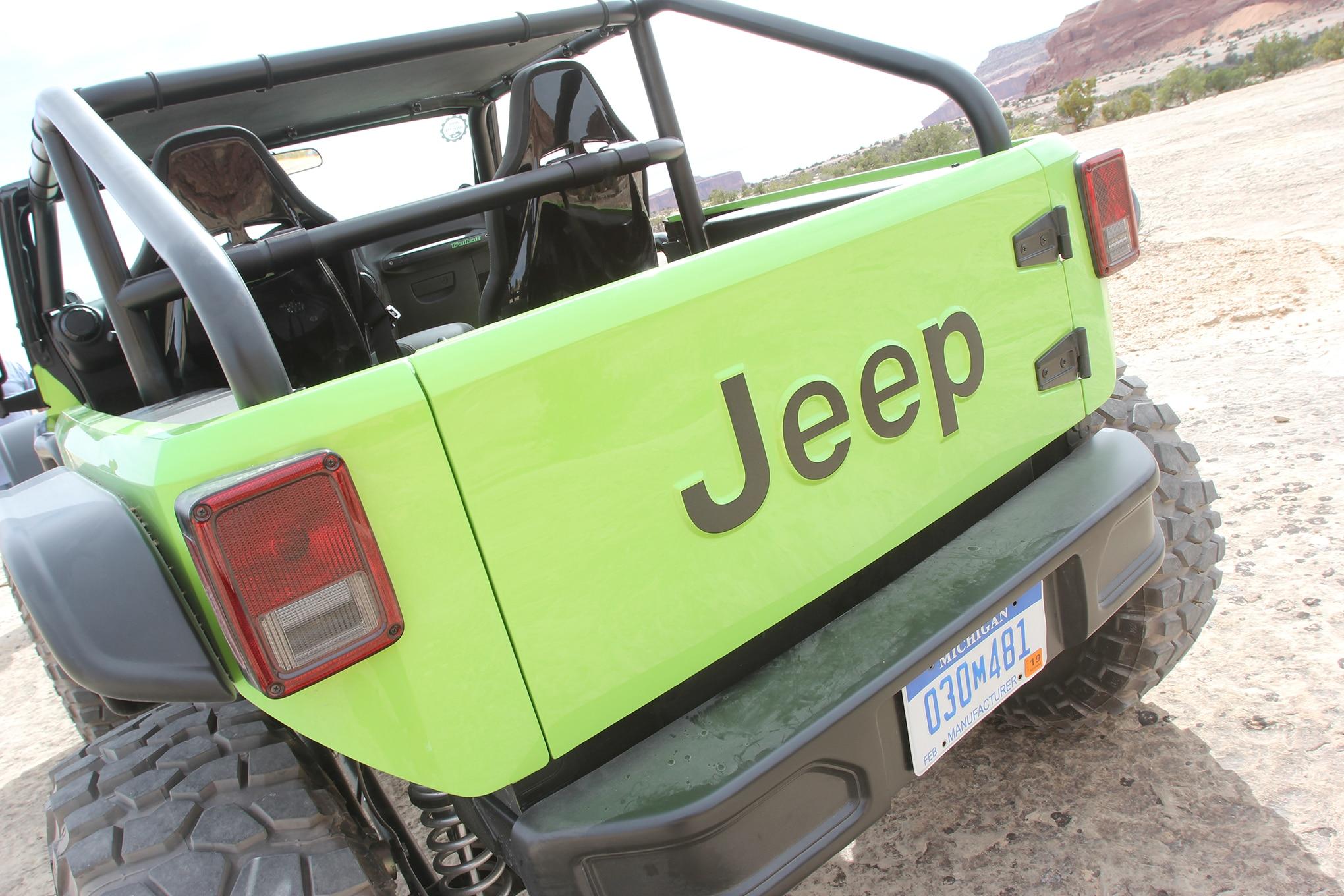 07 jeep trailcat