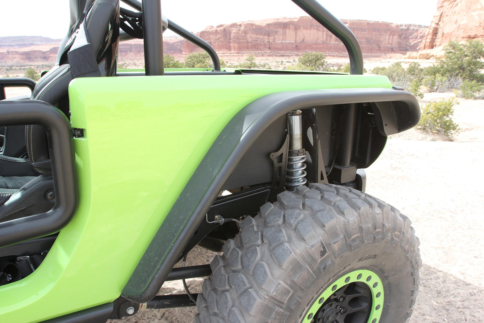 05 jeep trailcat