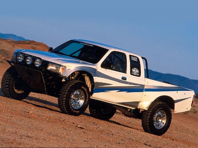 1997 Toyota T100 4x4 - Leap Of Faith