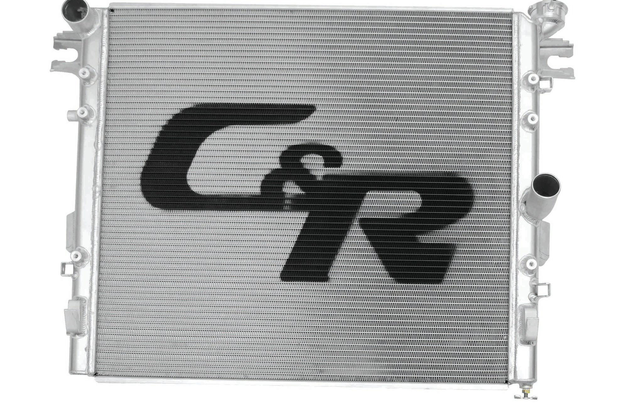 Off-road or on-road this new C&R Racing radiator will keep your engine cool and get you there and back.