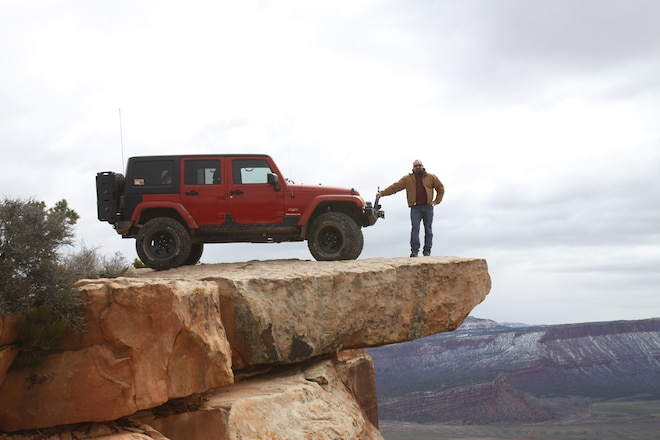 Top Of The World Trail Report - Moab Easter Jeep Safari 2016 #EJS2016