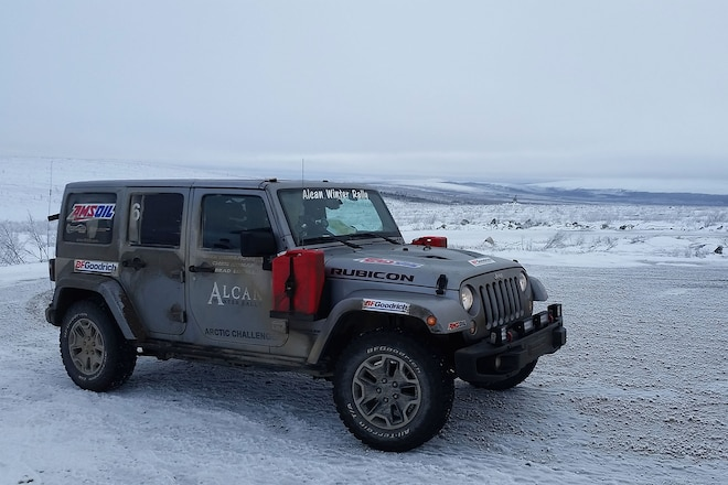 5,000 Frozen Miles In A Jeep: Day 7&8