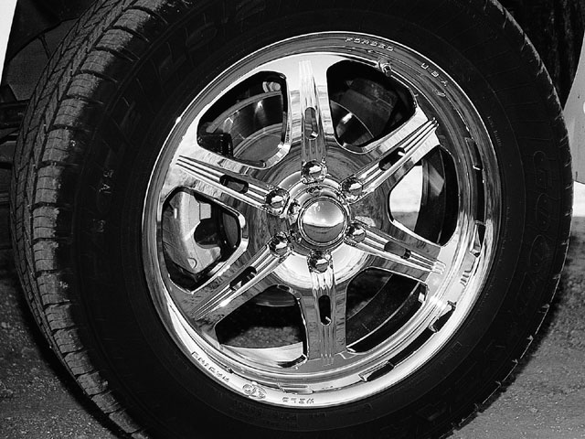 off Road Wheel Tire Test Weld Evo Cheyenne 6 Goodyear Eagle Ls2 Wheel Tire Test close View Photo 10134344