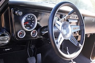 008 1967 chevyc20 4x4 conversion clean and black dashboard