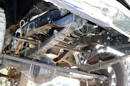 002 1967 chevyc20 4x4 conversion clean and black dana 60 front axle