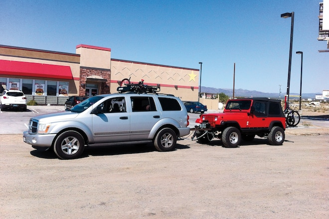 Disaster Avoidance with Flat-Towing Basics