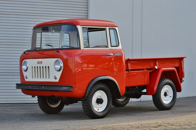 1959 Jeep Forward Control Available For Less Than New Wrangler