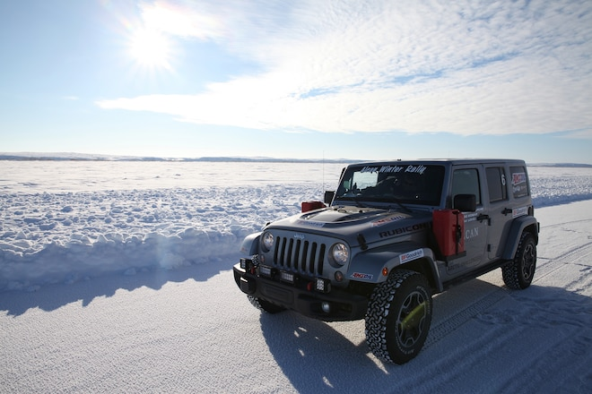5,000 Frozen Miles In A Jeep: The Adventure Continues