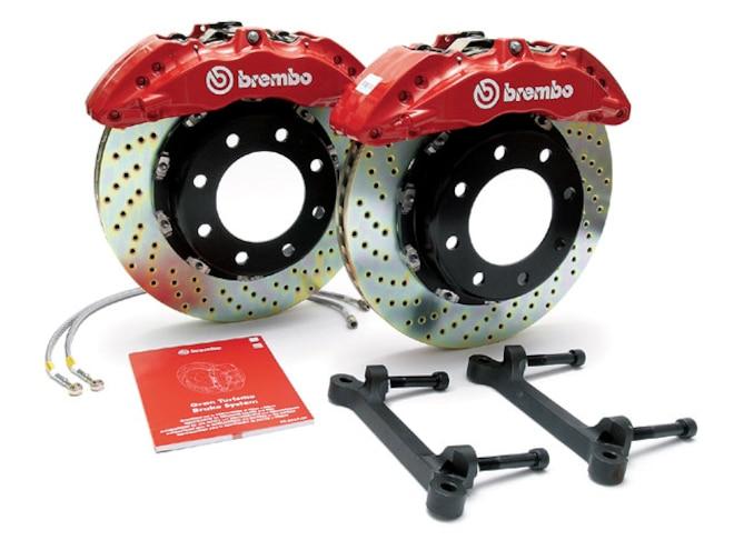 Disc Brake Upgrades - Stopping Power