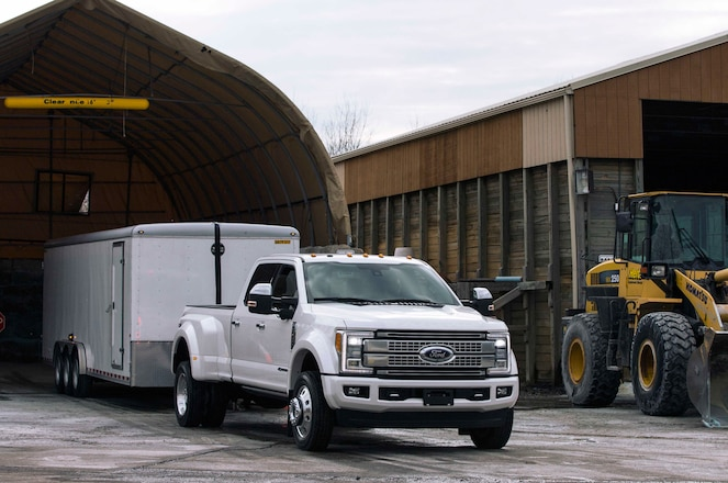 2017 Ford Super Duty Packs Seven Cameras, 2 Patents Pending