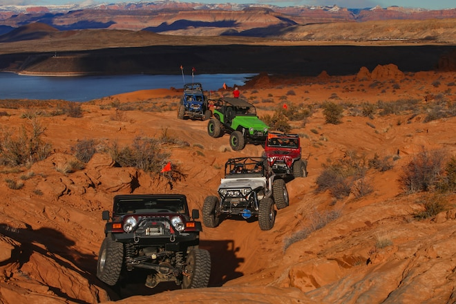 Utah's Winter 4x4 Jamboree Really Rocks