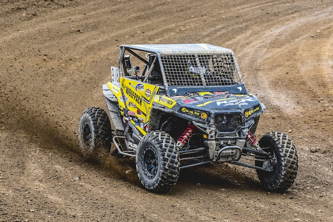 Wolfpack Motorsports Installs A Harmon Racing Fuel Cell