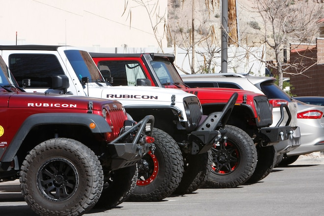 Stalking Moab's Main Street: Day One At EJS 2016 #EJS2016