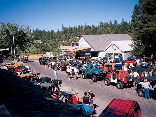 The Rubicon Trail - 50th Jeepers Jamboree