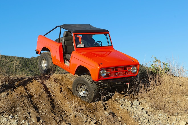 A Free 1966 Ford Bronco that is Worth its Weight in Gold
