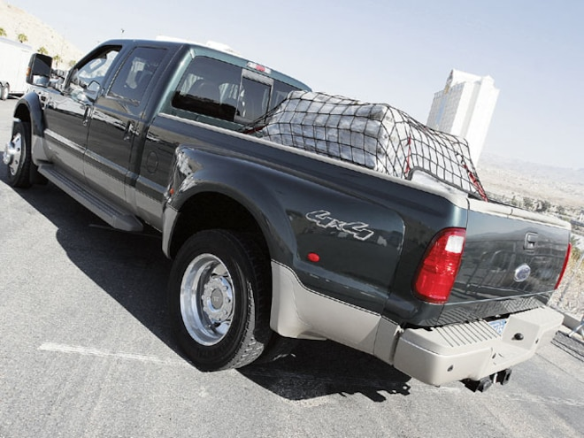 2008 Ford Super Duty - First Look
