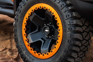 Chevrolet Colorado Xtreme Concept Wheels 02