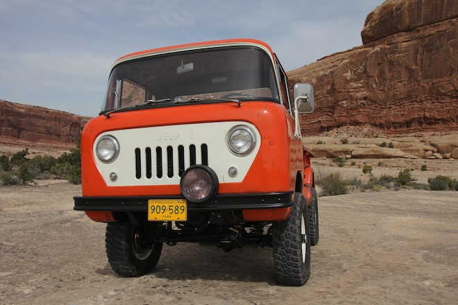 Hidden nods to Jeep heritage and history in Jeep Underground FC-150 - EJS 2016 in Moab Day 2 #EJS2016