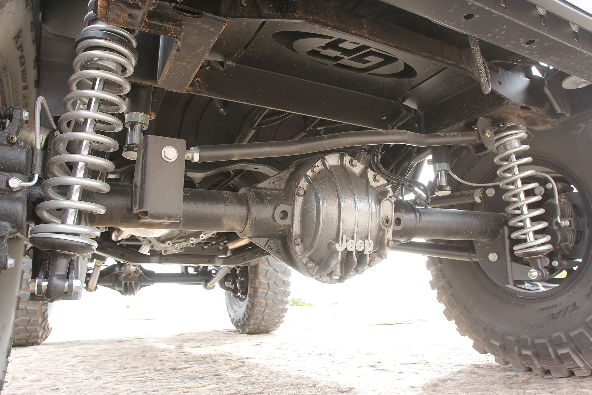 11 jeep trailcat