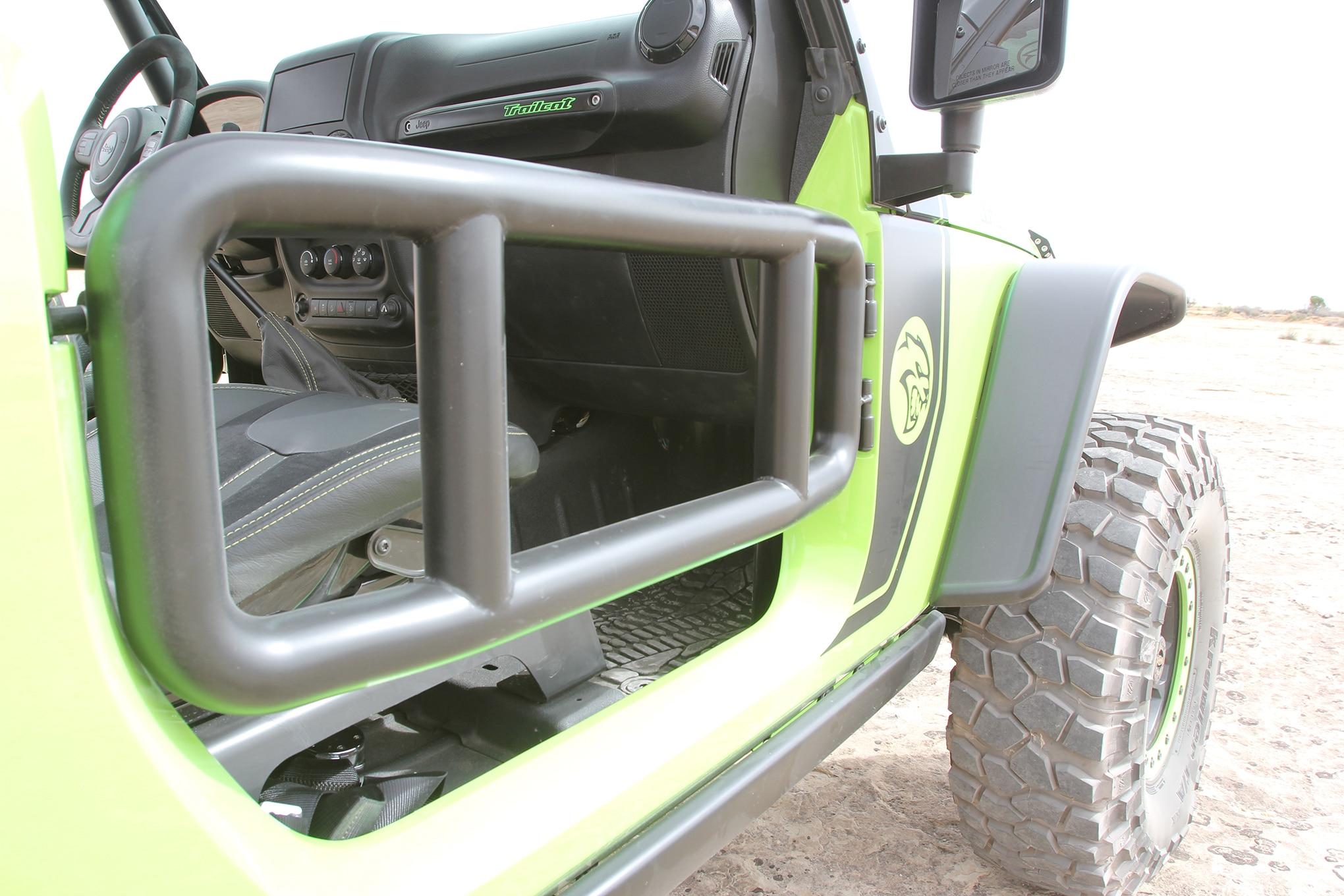 08 jeep trailcat