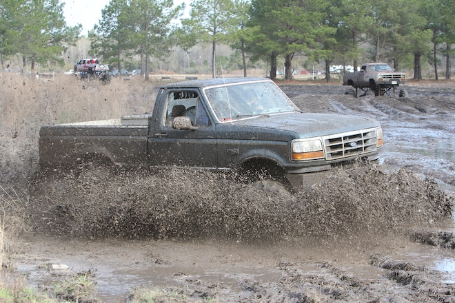 Tips for building a mud truck