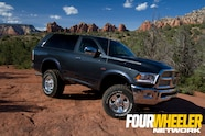2017 Ramcharger front three quarter