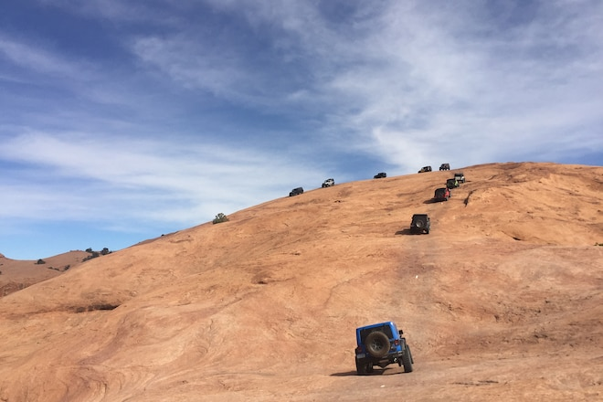 Moab Easter Jeep Safari 2016 Trail Report- The Three Stooges #EJS2016
