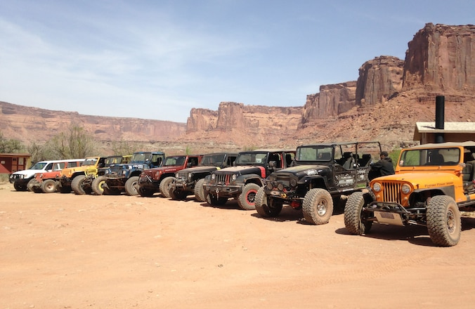 How To Enjoy Moab and Easter Jeep Safari