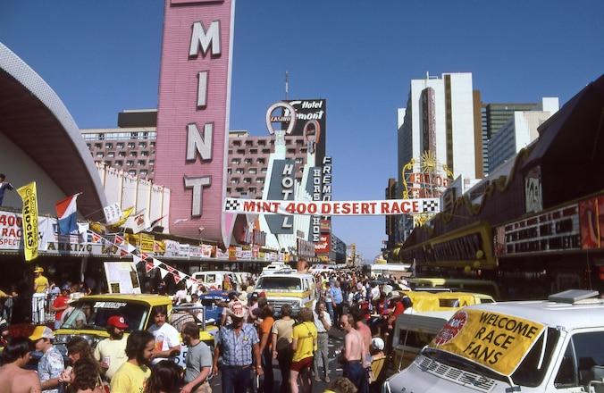 The Wild And Wooly History Of The Mint 400