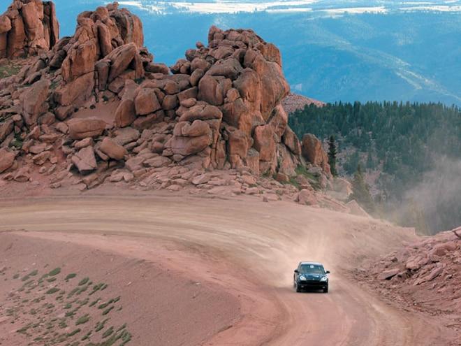 Porsche Cayenne Turbo & Other News - Drivelines