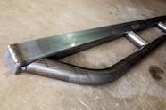 002 relentless fabrication rock sliders unwelded