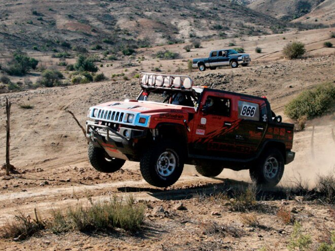 2007 Baja 1000 Experience Stories - Riding It Out
