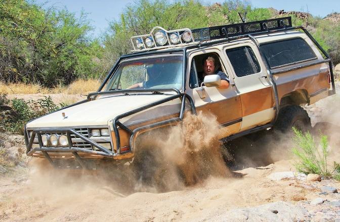 Chevy Suburban Spotter's Guide - SUV Bio