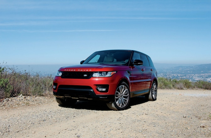 2014 Range Rover Sport Long-Term Report Part 4 of 4