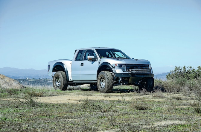 2013 Ford F-150 Raptor That is Droolworthy