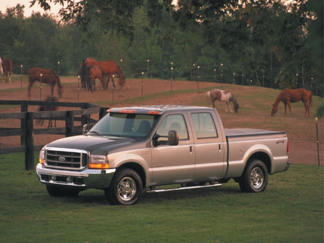Ford Super Duty vs Chevy Super Duty - Clash Of The Titans