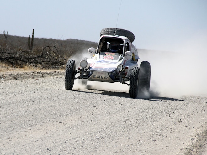 Chasing The 2016 NORRA Mexican 1000: Day Three - Video