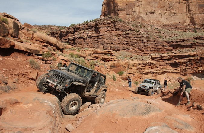 Tread Lightly! is Ready For Adventure With 5 Fantastic Trails to Wheel